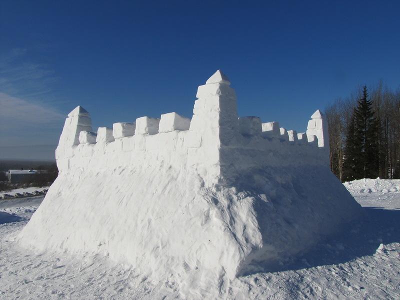 стена снега картинки фотографии